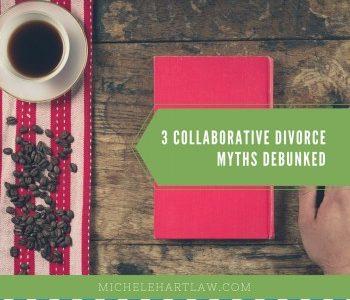 3 collaborative divorce myths debunked
