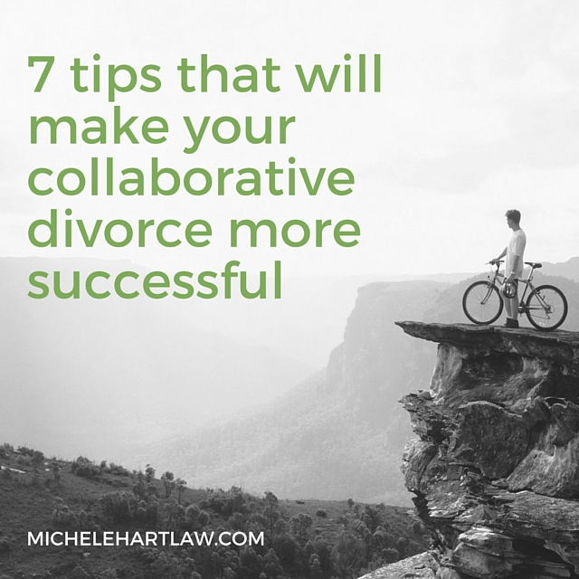 7 Tips That Will Make Your Collaborative Divorce More Succesful