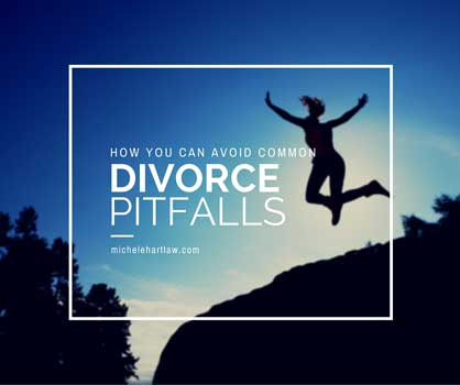 How You Can Avoid Common Divorce Pitfalls