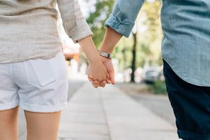 start dating again after separation